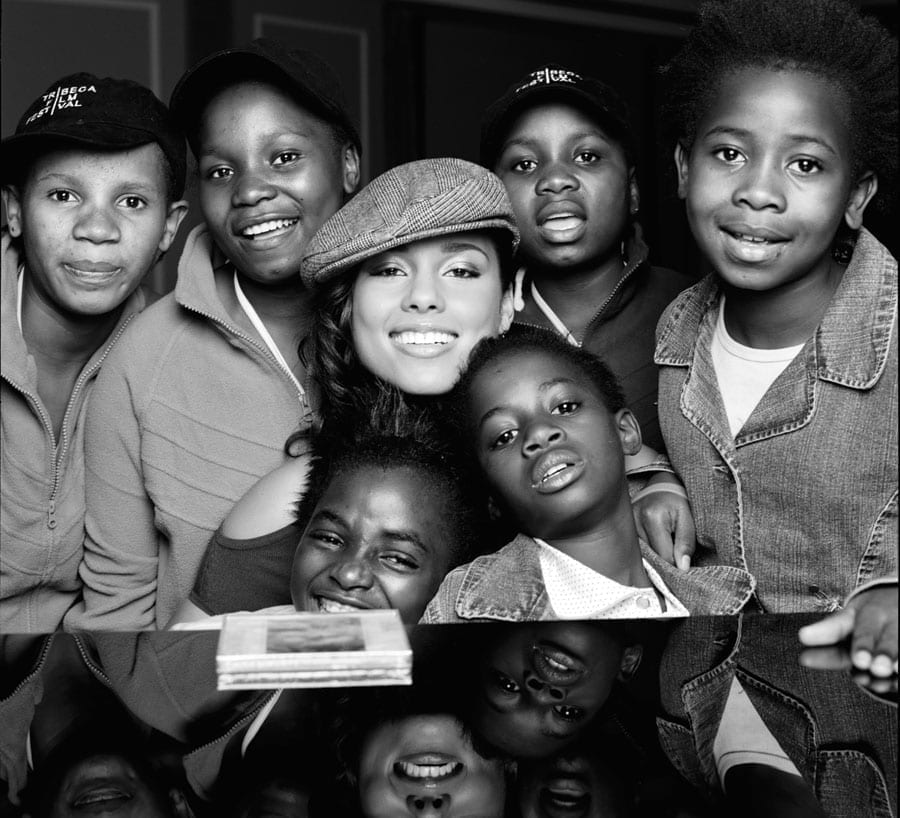 keep a child alive team and board alicia keys