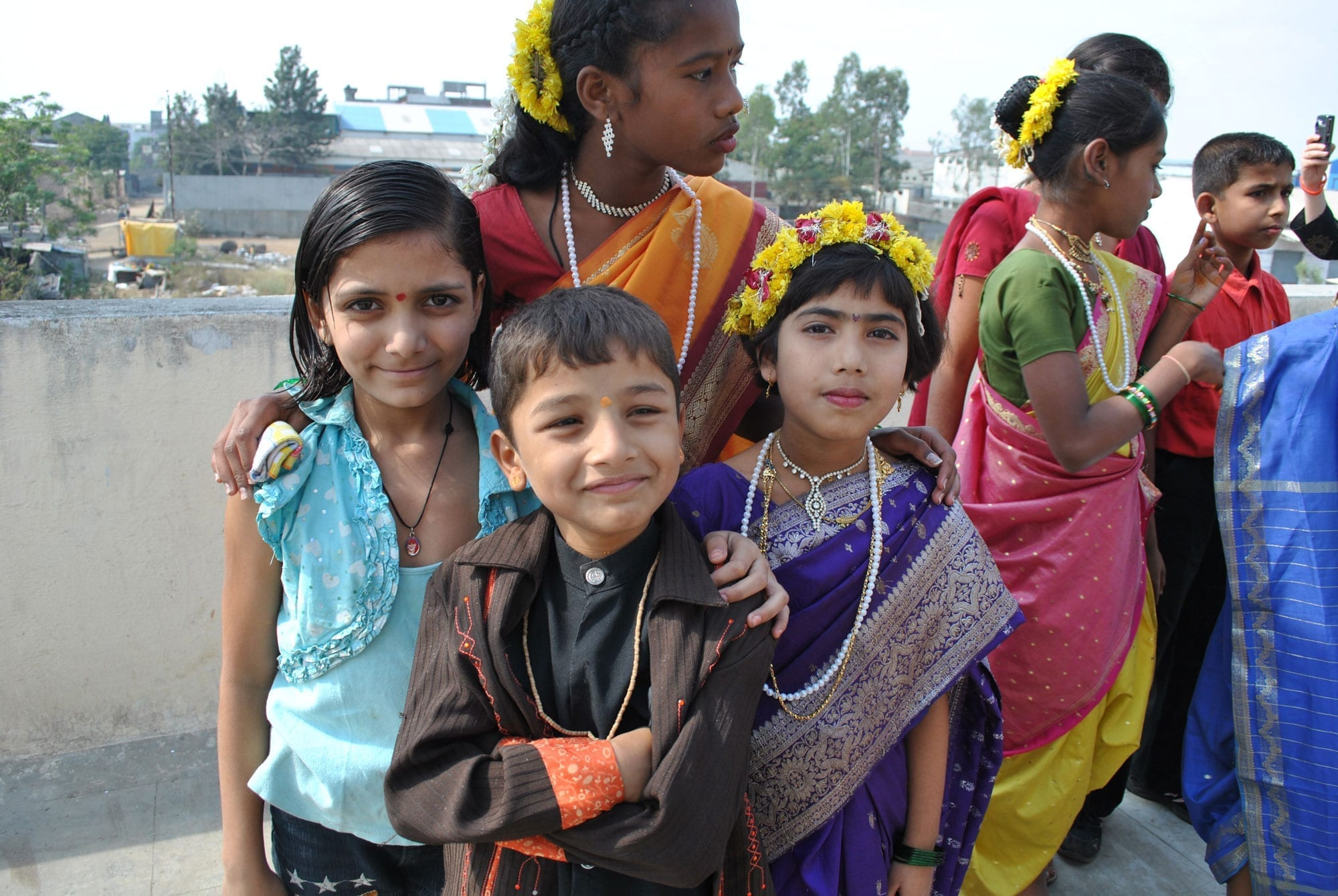 keep a child alive history funded the living india orphanage